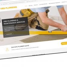 OBS Plumbing Website