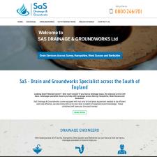 SaS Drainage & Groundworks