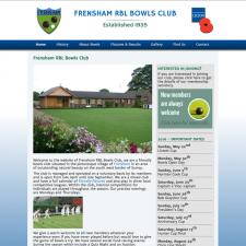Frensham RBL Bowls Club