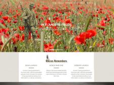 Brecon Remembers
