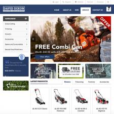 David Dixon Garden Machinery