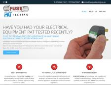 FUSE PAT Testing