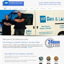 1st Glass and Locks