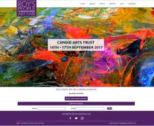 ROY'S PEOPLE ART FAIR, LONDON EXHIBITION