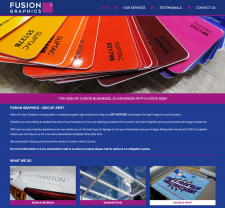 Fusion Graphics