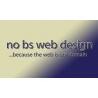 No BS Web Design logo