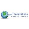 JT Innovations Website Design logo