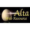 Alta Web Resource logo