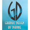 Graphic Design by Dianne logo