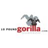 10 Pound Gorilla logo