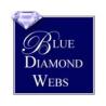 Blue Diamond Webs logo