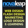 Nova Leap Media logo
