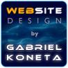 Gabriel Koneta Website Design & Development logo