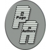 PageAuthors Web Design Co. logo