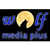 Wolf Media Plus logo