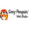 Cozy Penguin Web Studio logo