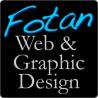 Fotan Web & Graphic Design logo