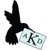 Amy's Art and Design Studio logo