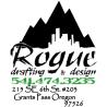 Rogue Drafting & Design logo