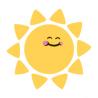 Sunshined Web Design logo