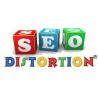 SEO Distortion logo