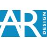 AR Design logo