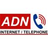 ADN Internet / Telephone logo