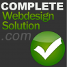 Complete Webdesign Solution logo