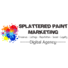 Splattered Paint Marketing logo