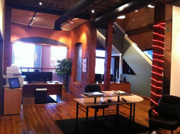 Q2 Office on the ground floor