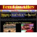 BreakTime & Ten Pin Alley