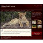 African Safari Hunting Adventures