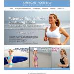 American Sports Bra
