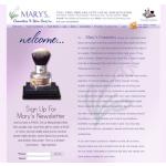 Mary's Cosmetics
