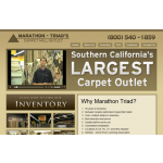 Marathon-Triad's Carpet Mill Outlet