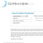 Get Health Jobs