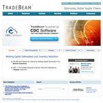 CDC Tradebeam