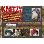 KnitZy Handspun Handknit Fashion Accessories