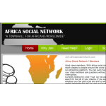 Africa Social Network