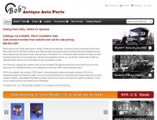 Bobs Auto Parts