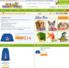 OnlinePetStore