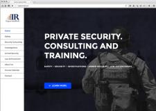 Imperium Risk Website Design