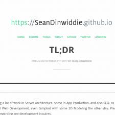 Sean Dinwiddie