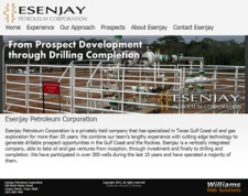 Esenjay Petroleum Corporation